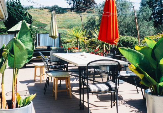 Aménager une terrasse en 3 étapes simples