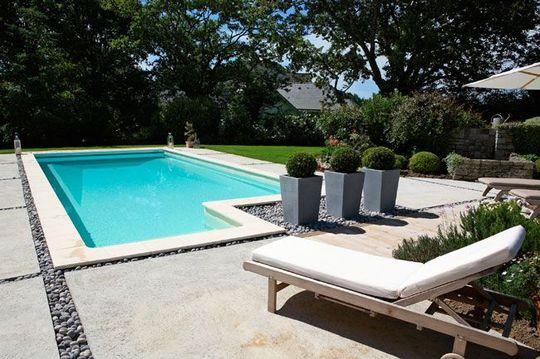 Extremement Comment aménager les abords de votre piscine ?Mon Coach Jardin ZN-79
