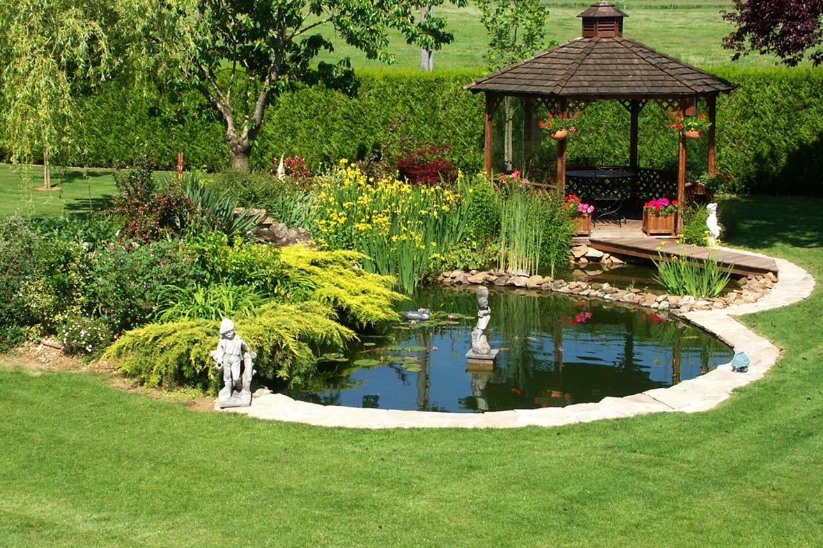 Construire Son Bassin De Jardin installer un bassin dans son jardin - mon coach jardinmon