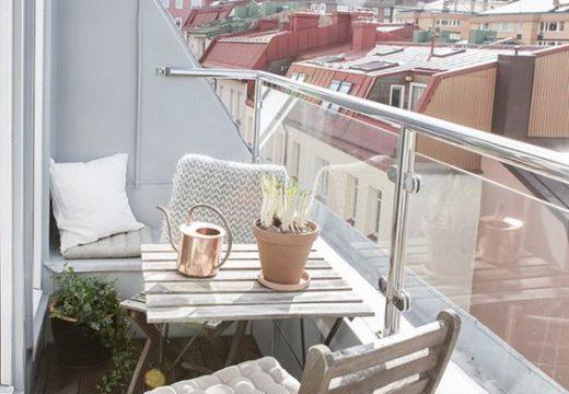 Petite terrasse : 5 idées pour l'aménager